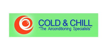 COLD & CHILL LOGO